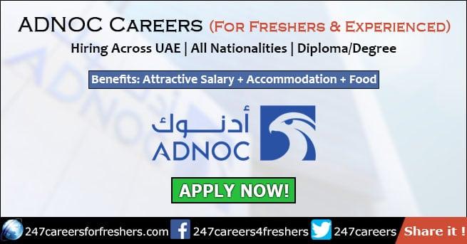 ADNOC Careers