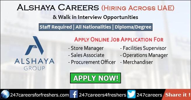 Alshaya Careers