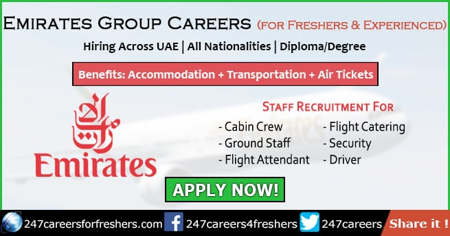 Emirates Group Careers