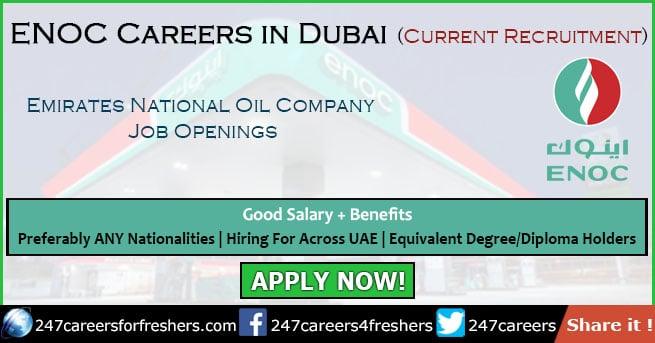 ENOC Careers