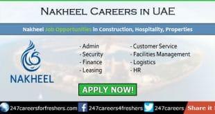 Nakheel Careers