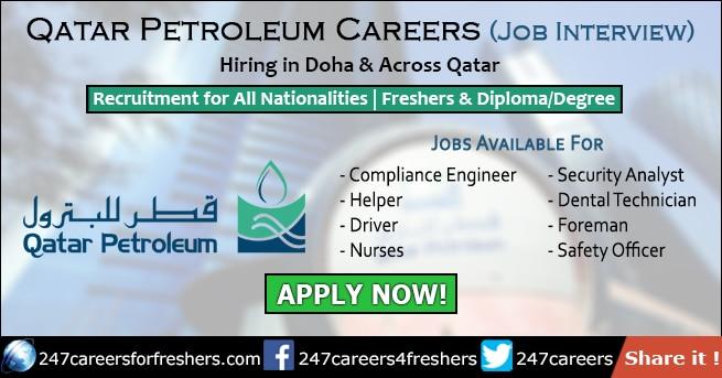 Qatar Petroleum Careers