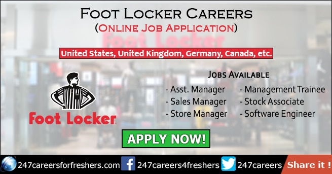 Foot Locker Careers