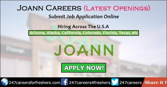JOANN Careers